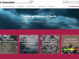 Naturgefahren-Check (Quelle. GDV)