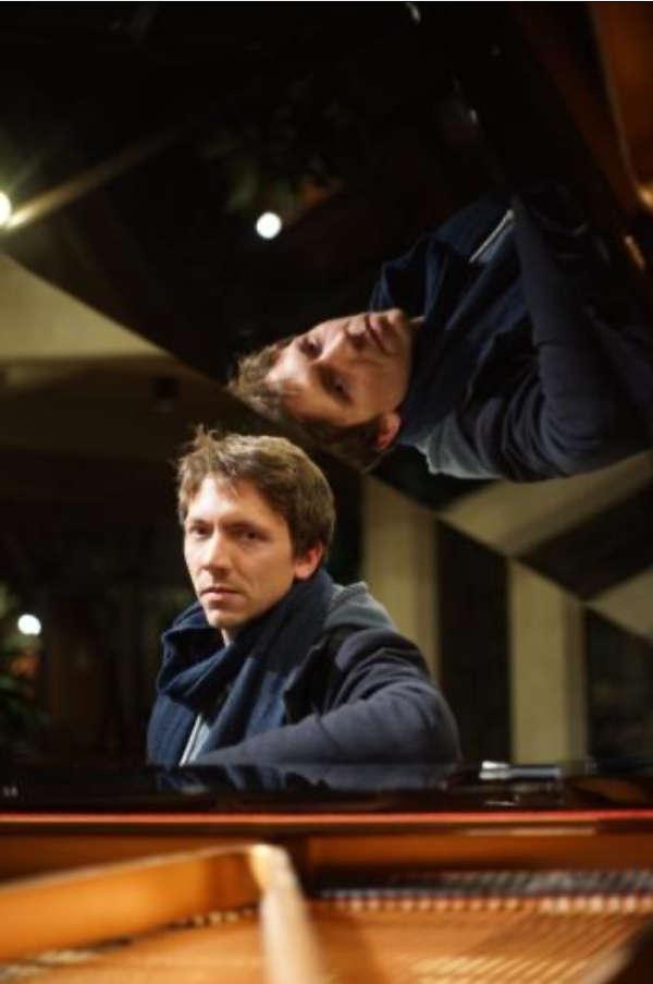 Adrian Rinck, Leiter der Kreismusikschule. (Foto: Merle Roggmann)