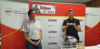 Auslosung bfv-Rothaus-Pokal (Foto: bfv)