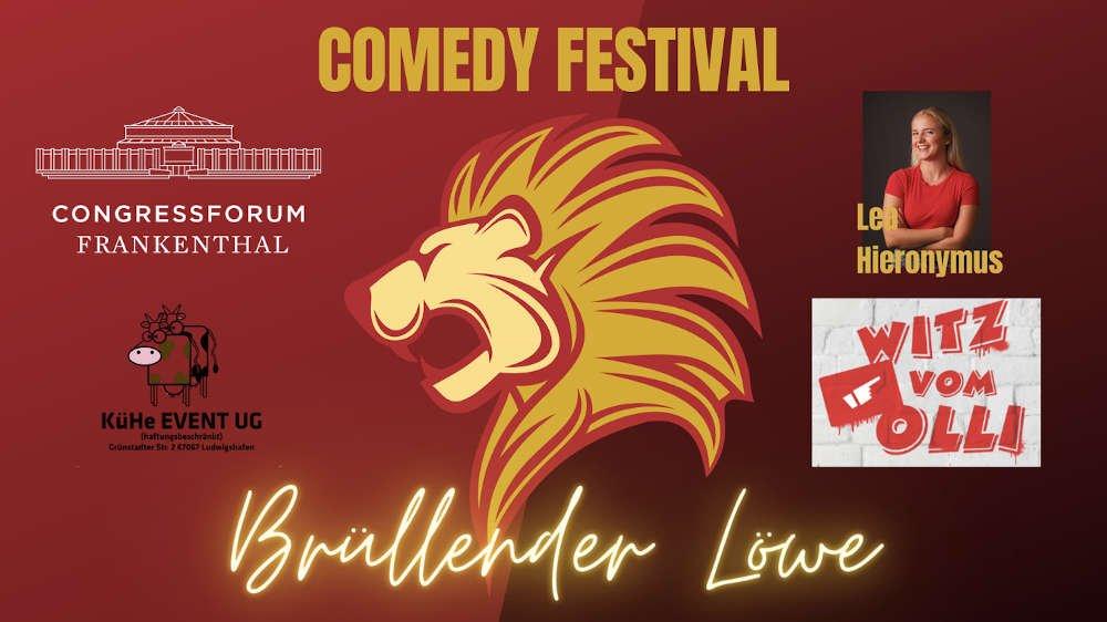 Comedy Festival Brüllender Löwe
