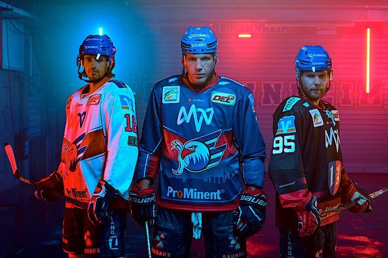 Trikots der Saison 2020/21 (Foto:AS Sportfoto / Sörli Binder)