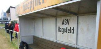 Beim ASV Hagsfeld in Karlsruhe (Foto: Hannes Blank)