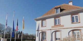 Pamina-Gebäude in Lauterbourg (Foto: Hannes Blank)