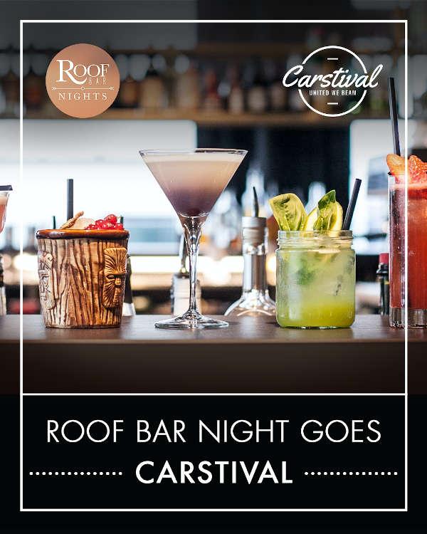 CARStival//ROOF Bar Night (Quelle: GO7 Mannheim)