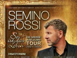 Semino Rossi Tournee