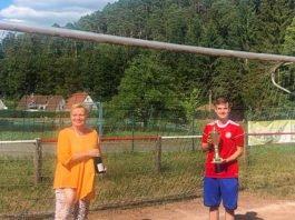 Siegerehrung DigiTalpokal (Foto: FC Wacker Weidenthal)