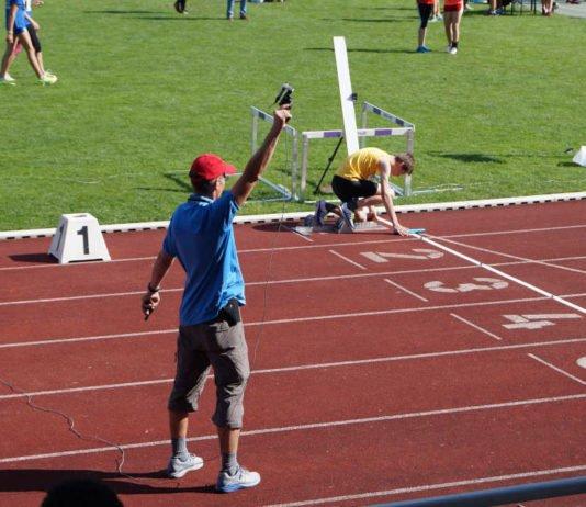 Startschuss (Foto: Badischer Leichtathletik-Verband e.V.)