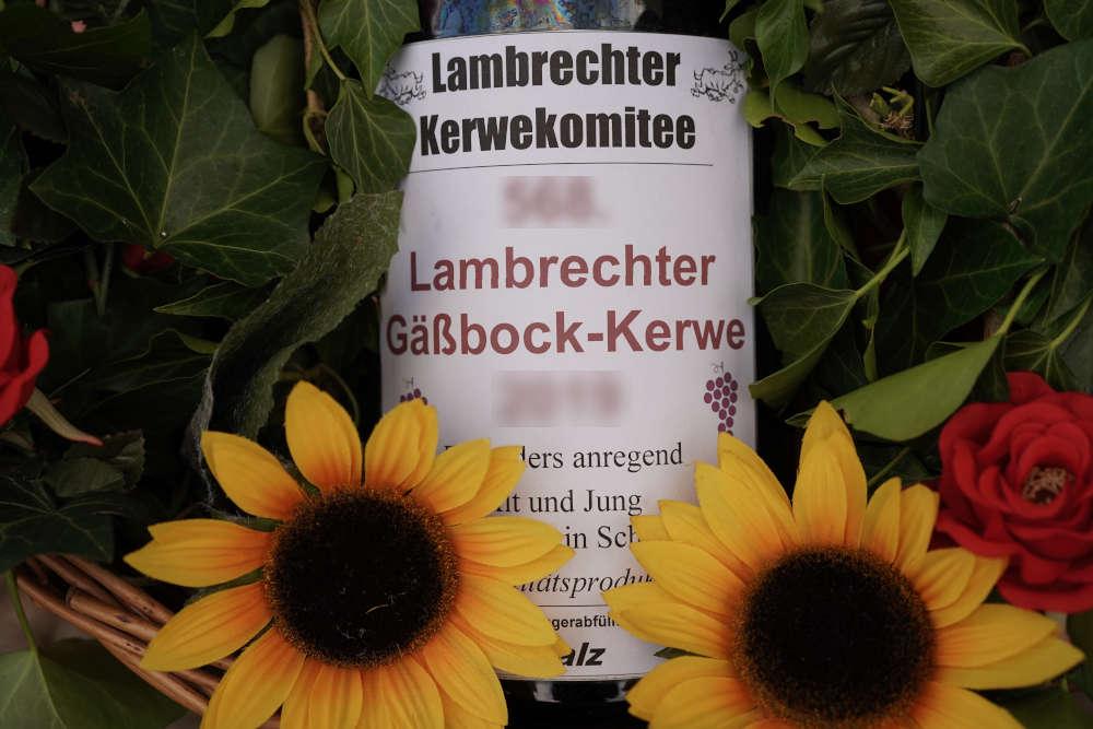 Symbolbild Lambrechter Geißbockkerwe (Foto: Holger Knecht)