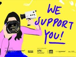 We support you (Quelle: GIRLS GO MOVIE)