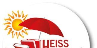 Logo HEISS AUF LESEN© (Quelle: Regierungspräsidium Karlsruhe)