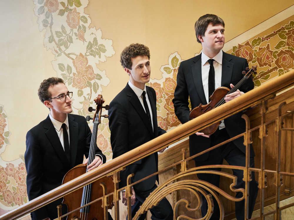 Busch-Trio (Foto: Kaupo Kikkas)