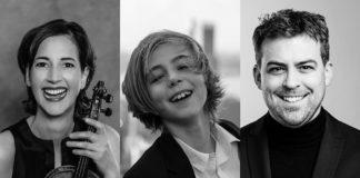 Alexia, Justus und Friedemann Eichhorn (Foto: Künstler)