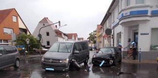 Verunfallte Fahrzeuge (Foto: Polizei RLP)