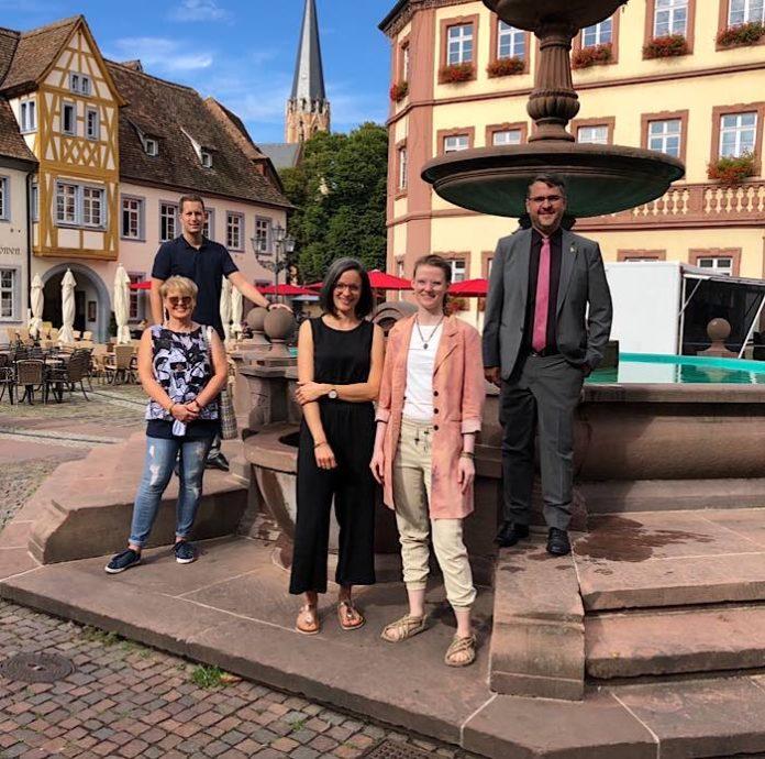 Die WEG fördert seit Januar 2020 drei Geschäftsgründungen in der Innenstadt. (Foto: WEG Neustadt mbH)