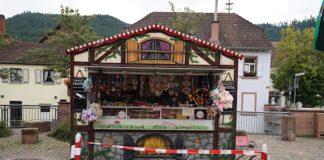 Der Süßigkeitenstand der Fa. Horsch (Foto: Holger Knecht)