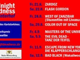 Midnight Madness im Karlstorkino