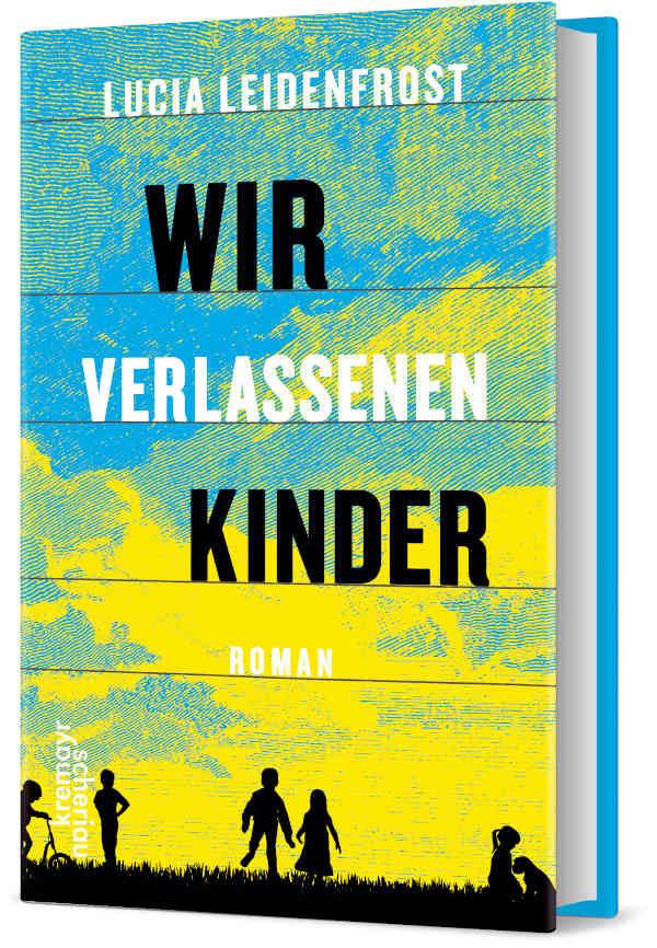 "Buchcover ""Wir verlassenen Kinder"""