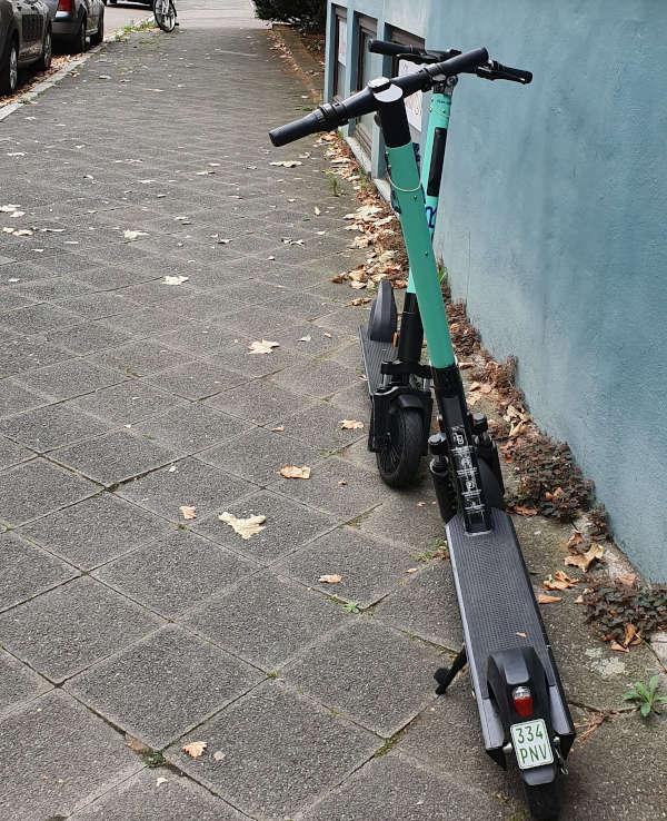 E-Scooter (Foto: Stadt Mannheim)