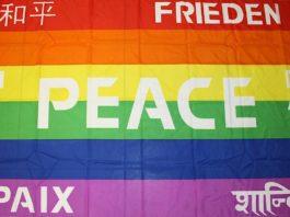 Friedensflagge (Quelle: TeXtur)