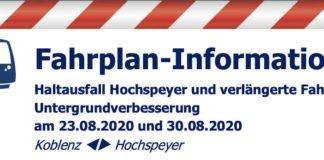 Fahrplaninformation (Quelle: vlexx)