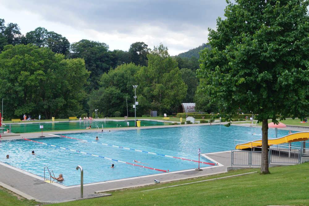 Schwimmbad Neckargemünd (Foto: Stadt Neckargemünd)