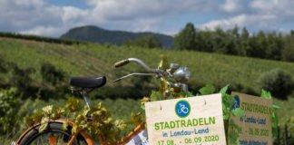 STADTRADELN-Fahrrad (Foto: Sven Korz)