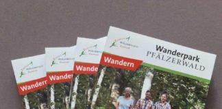 Titelseite Wanderkarte (Foto: Zentrum Pfälzerwald Touristik)