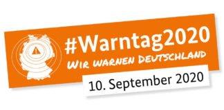 #Warntag2020 am 10. September (Quelle: BBK)