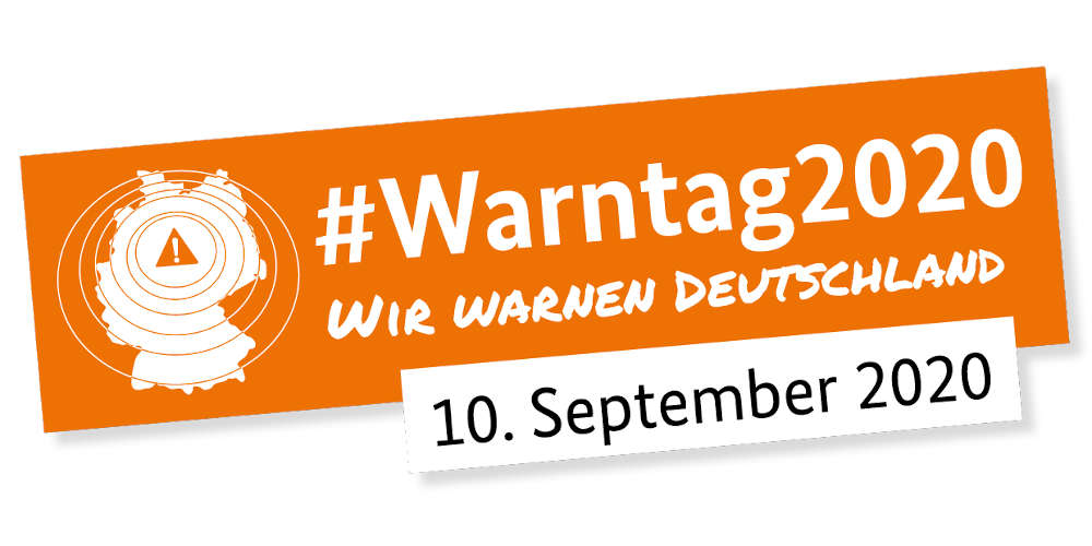 #Warntag2020 am 10. September (Quelle: BBK)