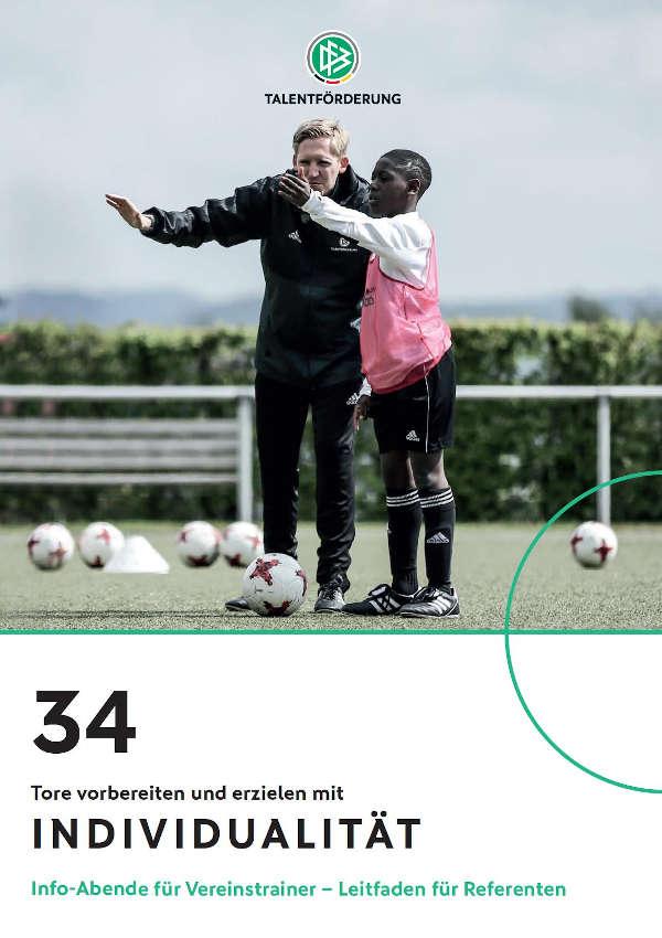 34. DFB-Info-Abend an den DFB-Stützpunkten