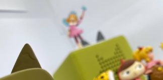 Die bunten Figuren spielen Geschichten und Lieder ab. (Foto: Stadtverwaltung Neustadt)