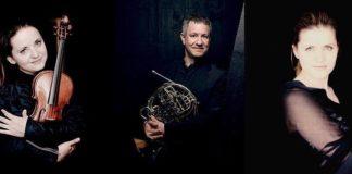 Musik für Violine, Horn und Klavier (Foto: Marco Borggreve und Simon Pauly)