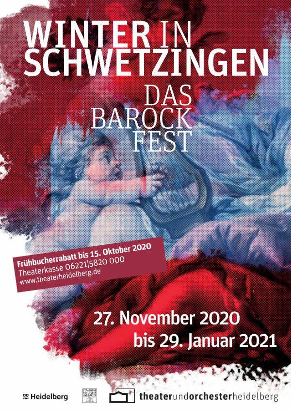 """Veranstaltungsplakat """"Winter in Schwetzingen"""" (Quelle: Theater und Orchester Heidelberg)"""
