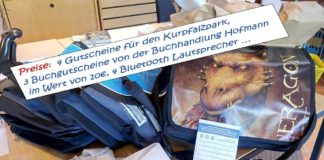 Lesesommer 2020 (Foto: Stadtbücherei Lambrecht)
