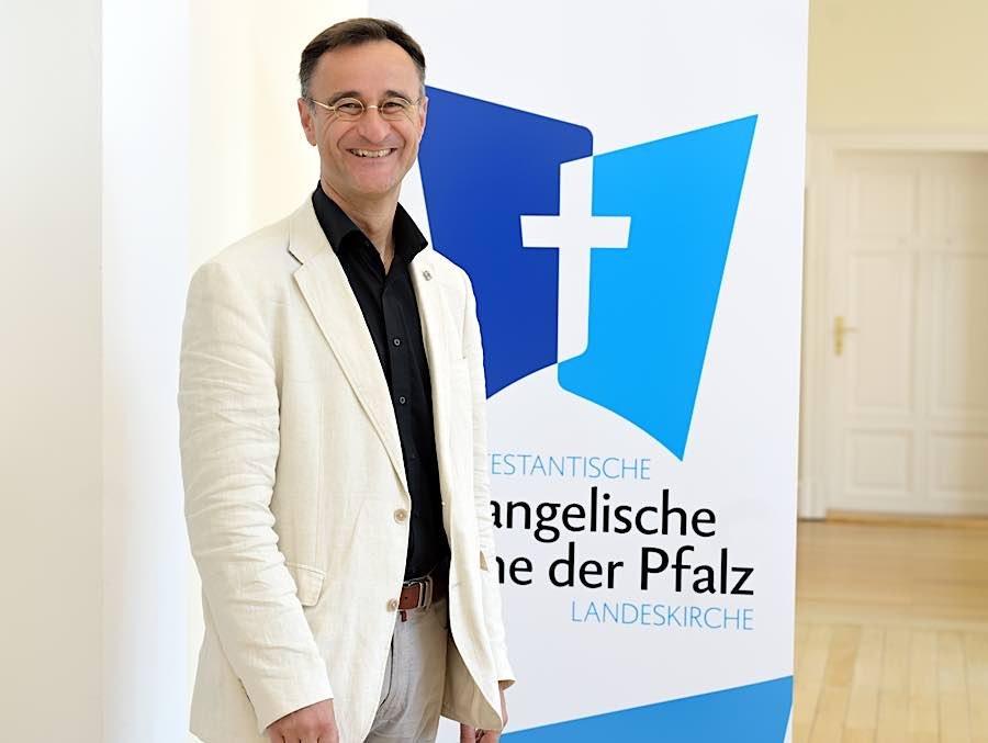 Andreas Rummel (Foto: Ev. Kirche Pfalz/Landry)
