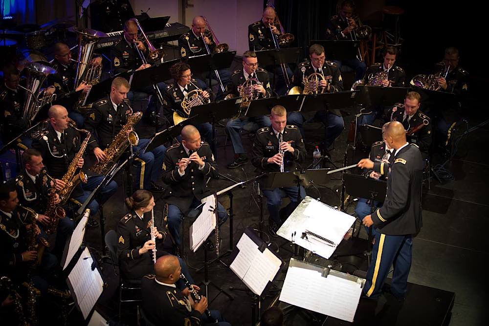 U.S. Army Europe Band & Chorus (Foto: U.S. Army Europe Band & Chorus Public Affairs Office)
