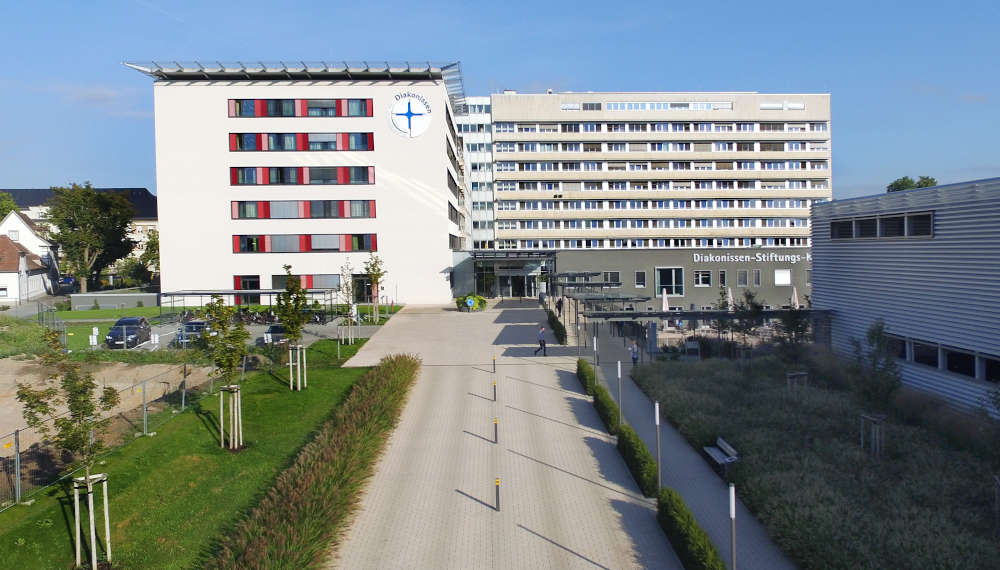 Diakonissen-Stiftungs-Krankenhaus Speyer (Foto: Klaus Landry)