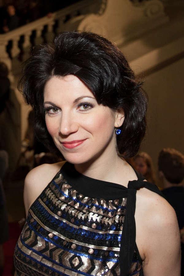 Elisabeth Kulman (Foto: Stephan Polzer)