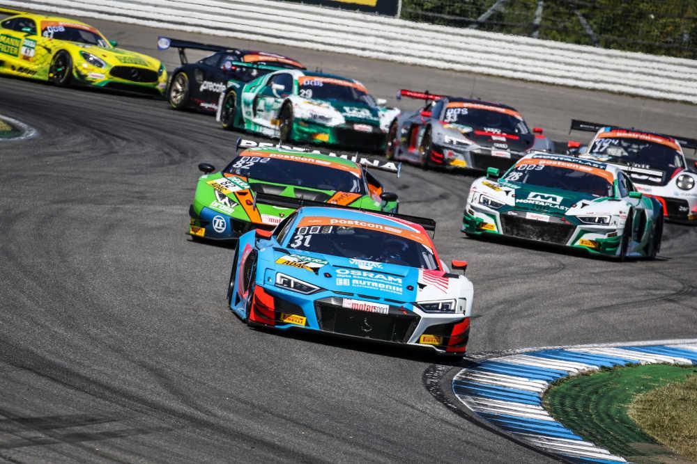 ADAC GT Masters am Hockenheimring 2019 (Foto: Hockenheim-Ring GmbH)