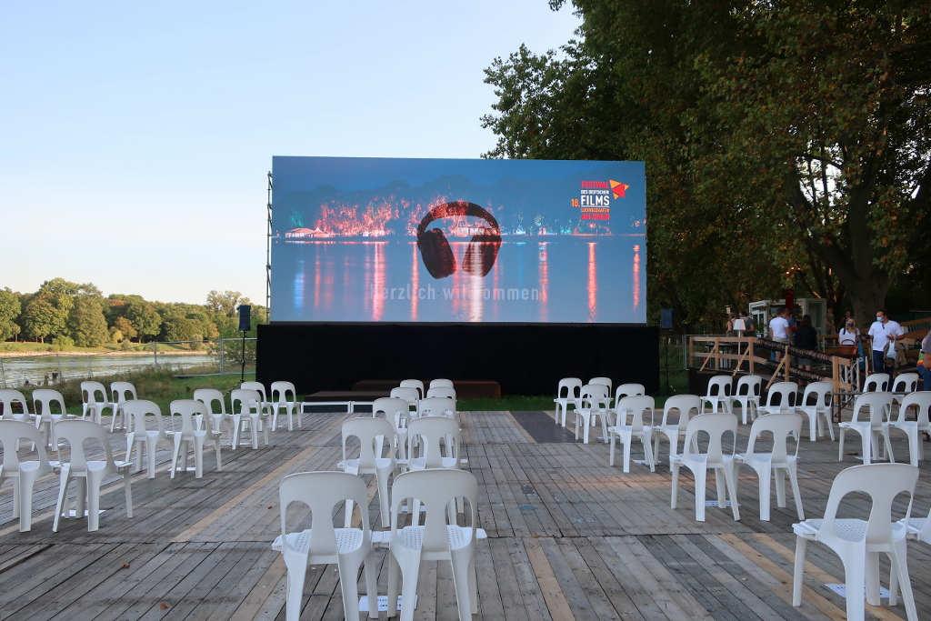 Ludwigshafen Festival des deutschen FIlms (Foto: Dr. Sarah Kohl)