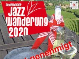Deidesheimer Jazzwanderung 2020 (Quelle: S.Y.M)