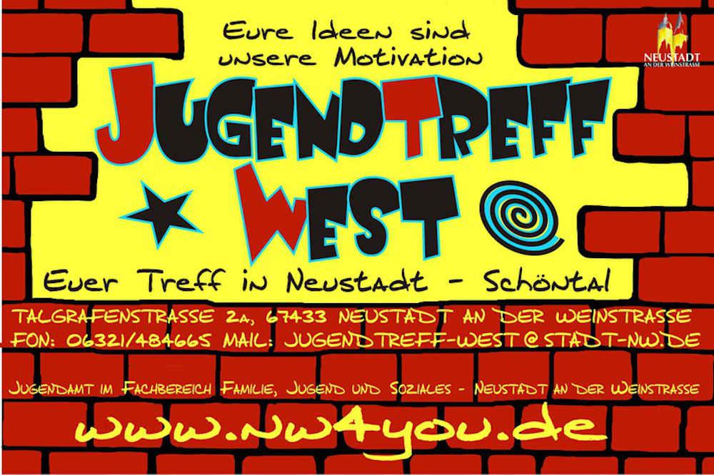 Jugendtreff West (Foto: Stadtverwaltung Neustadt)