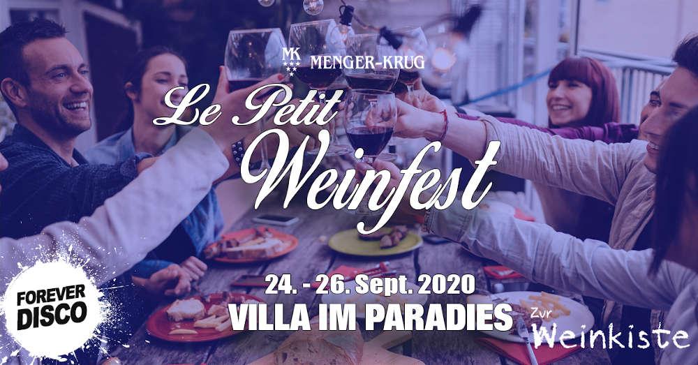 Le Petit Weinfest (Quelle: MK Concept   Marketing & Event)