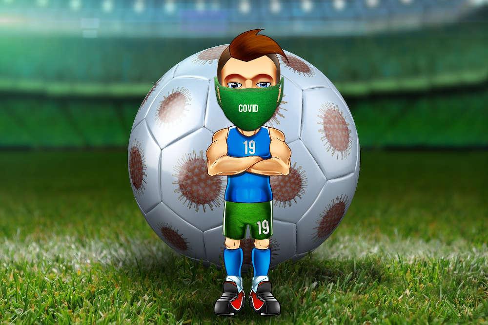 Symbolbild Corona und Sport (Foto: Pixabay/jorono)