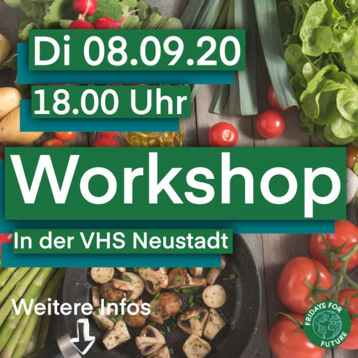 FFF-Workshop in Neustadt