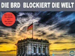 BRD blockiert die Welt - Foro: Pexels.com: Felix Mittermaier
