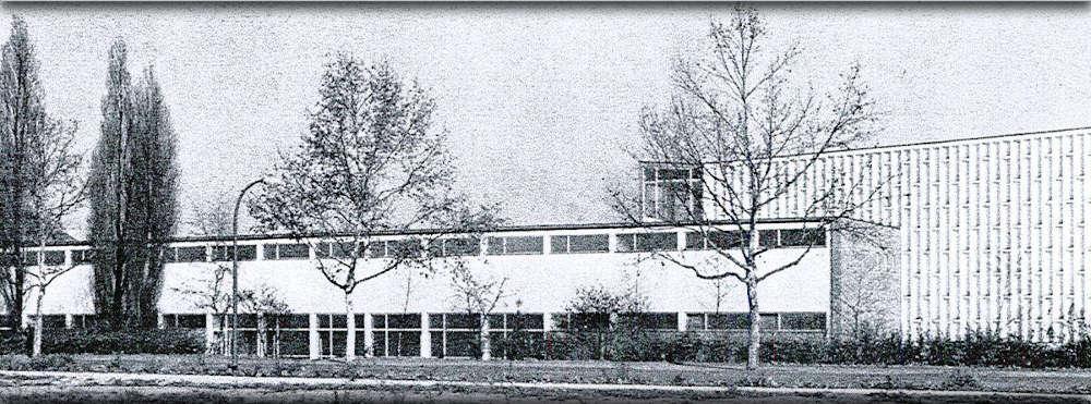 ehemaliges Hallenbad Nord (Foto: GML)
