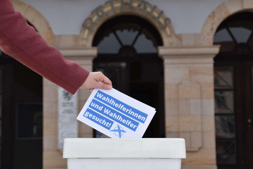 Zur Durchführung der Landtagswahl am 14. März 2021 sucht die Stadtverwaltung Landau schon jetzt Wahlhelferinnen und Wahlhelfer. (Quelle: Stadt Landau)