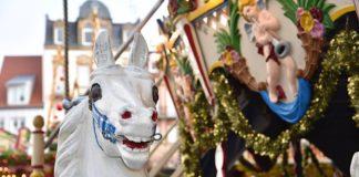 Ganz werden die Landauerinnen und Landauer nicht auf weihnachtliches Flair in der Stadt verzichten müssen. (Quelle: Stadt Landau)