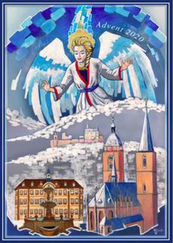 Titelbild des Kalenders (Quelle: Rotary Club Neustadt an der Weinstraße)